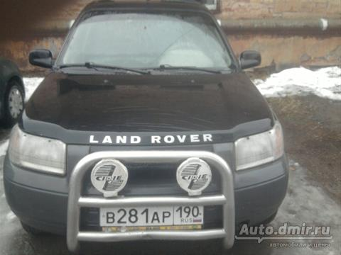Запчасти land rover фрилендер
